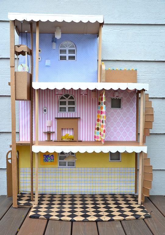 DIY Dollhouse 3