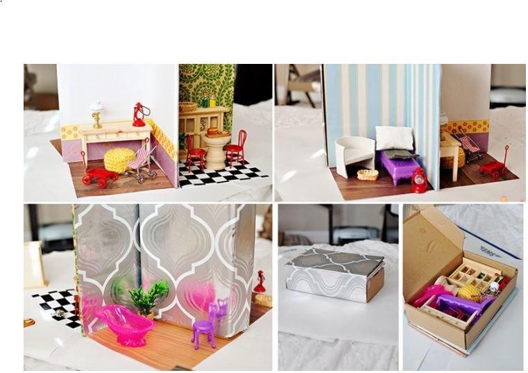 DIY Dollhouse 6