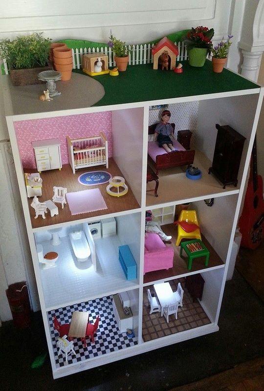 DIY Dollhouse 7