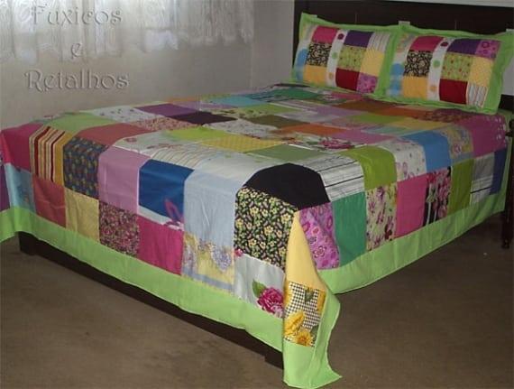 Patchwork Quilt 10