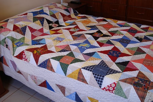 Patchwork Quilt 11