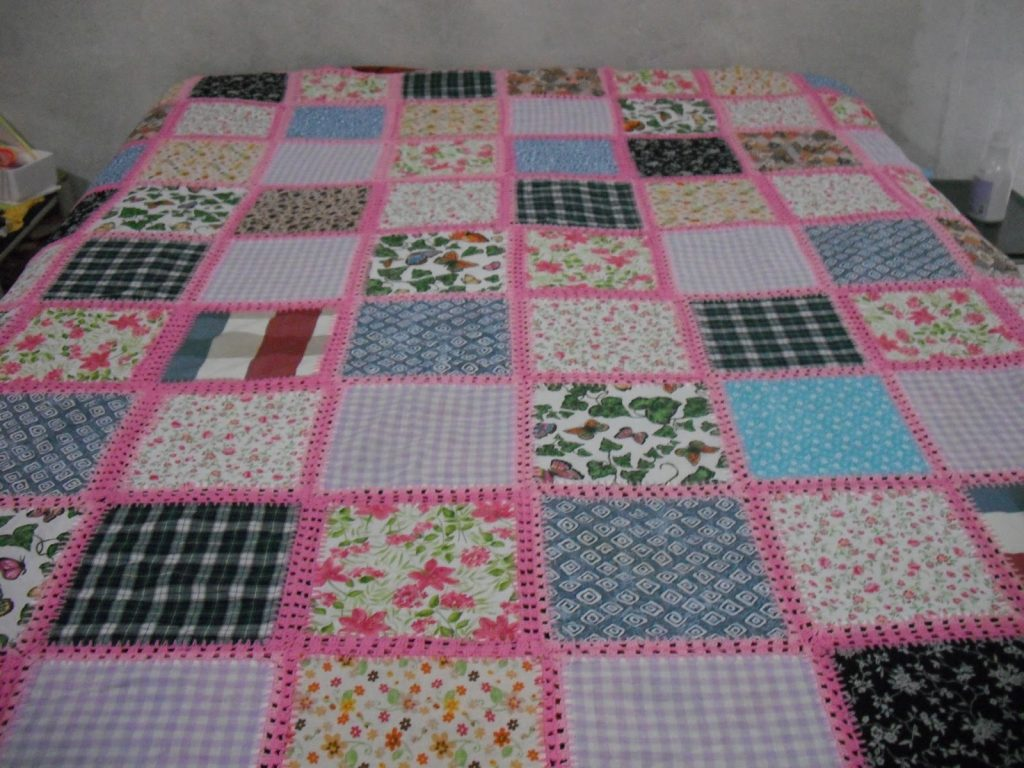 Patchwork Quilt 12