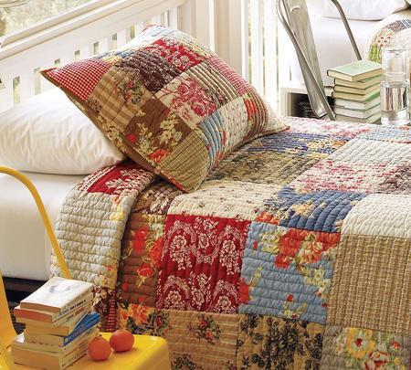 Patchwork Quilt 14