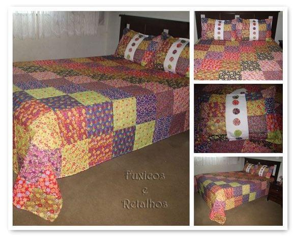 Patchwork Quilt 4