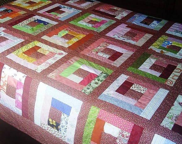 Patchwork Quilt 7