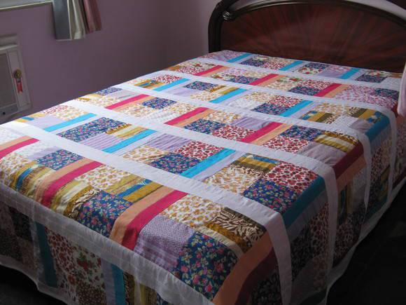 Patchwork Quilt 8
