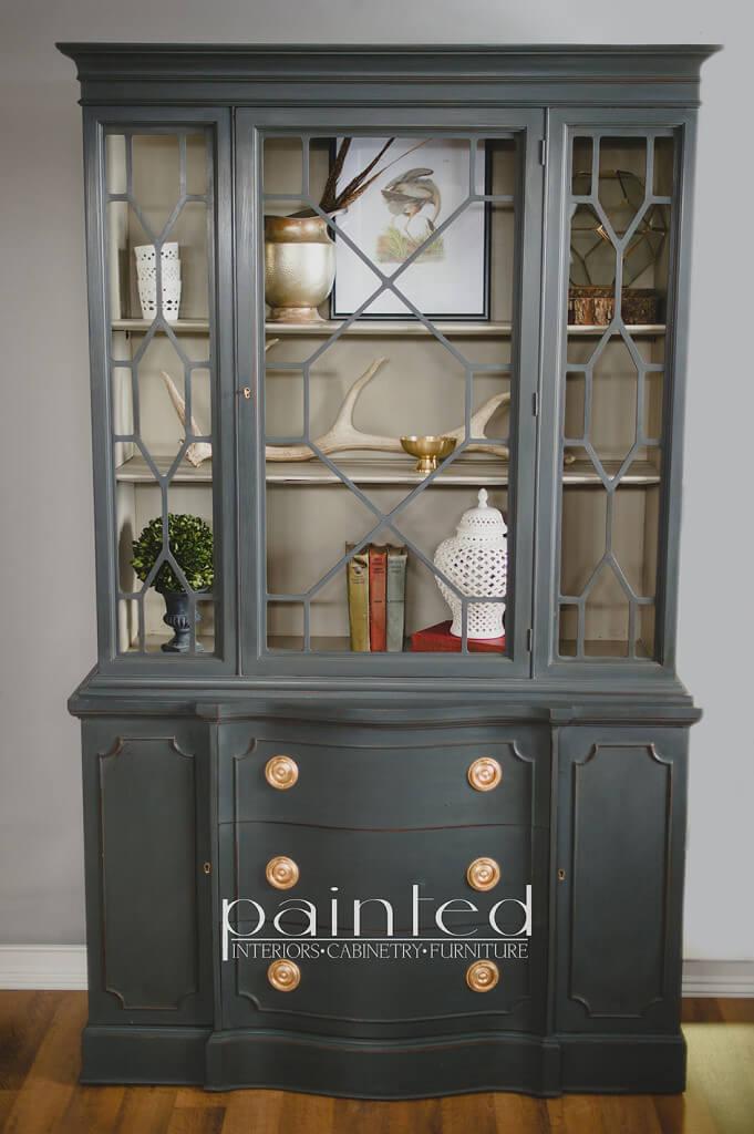 Repurpose Old Bookcase Shelving 3
