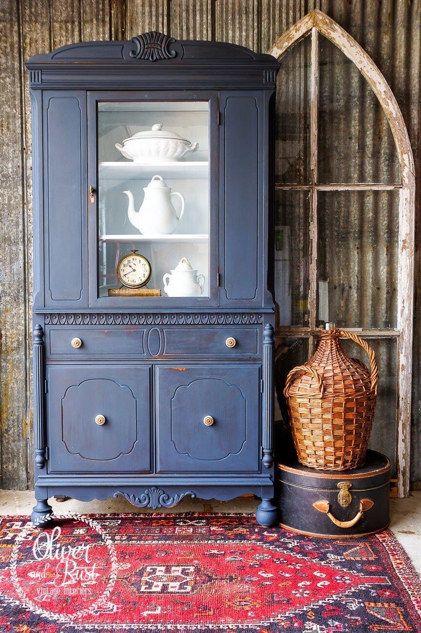 Repurpose Old Bookcase Shelving 5