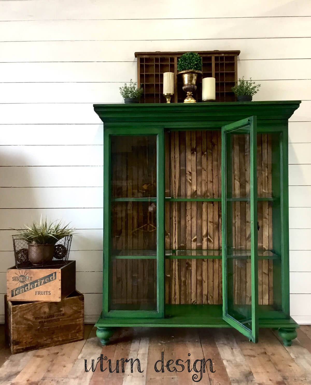 Repurpose Old Bookcase Shelving 6
