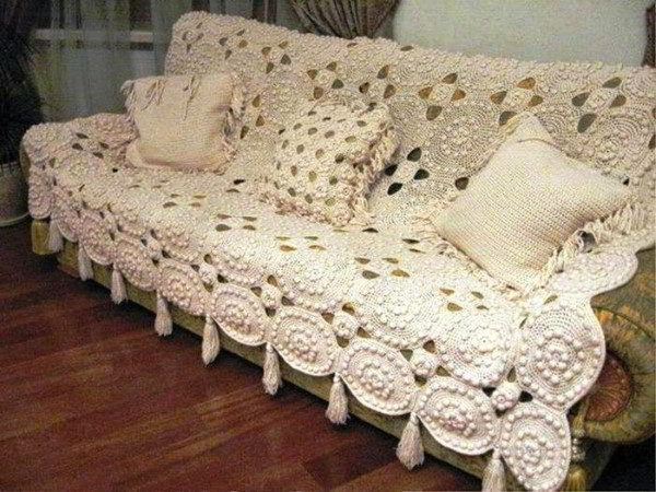 Sofa Slipcover 12