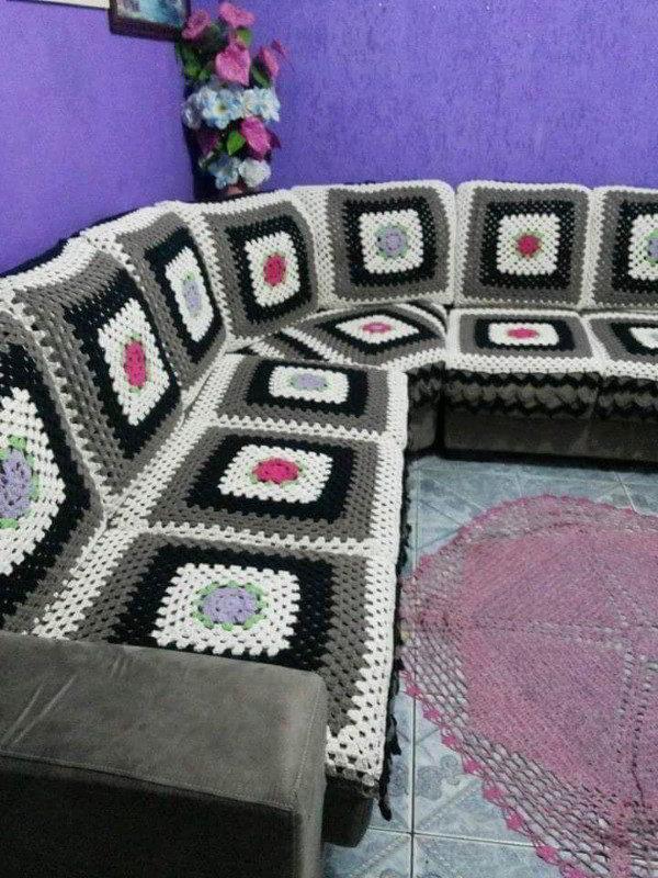 Sofa Slipcover 13