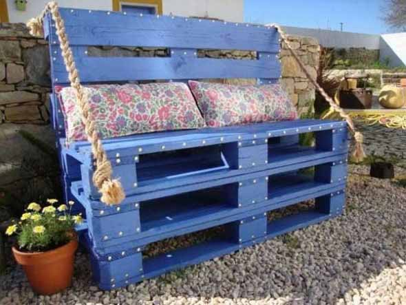 beautiful handcrafted outdoor bench designs 15