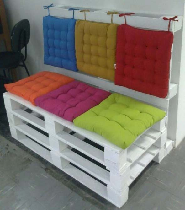 beautiful handcrafted outdoor bench designs 3