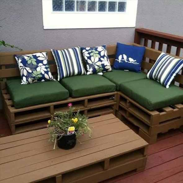 beautiful handcrafted outdoor bench designs 6