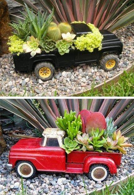 best succulent decor images 6