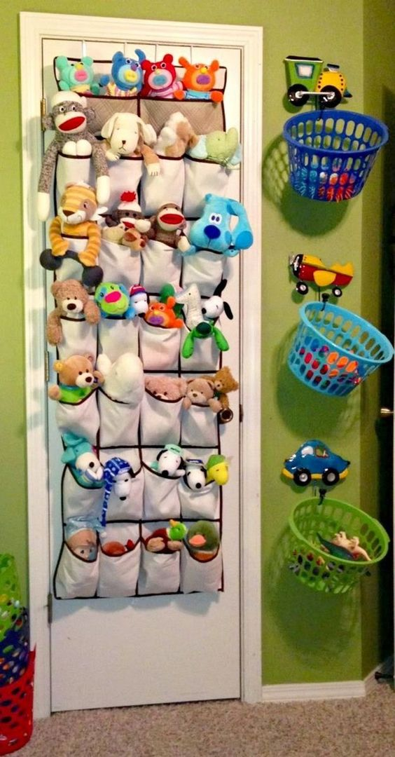 best toy organizer ideas 15