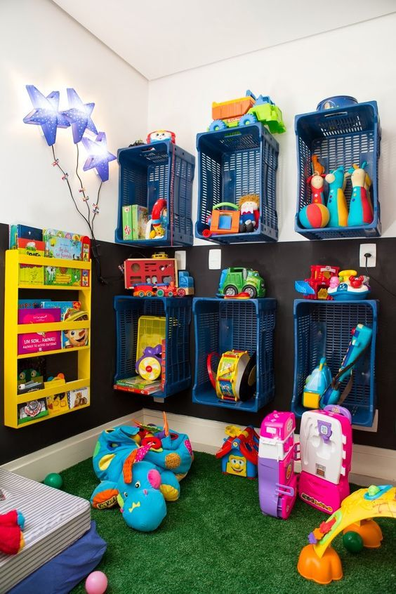 best toy organizer ideas 19