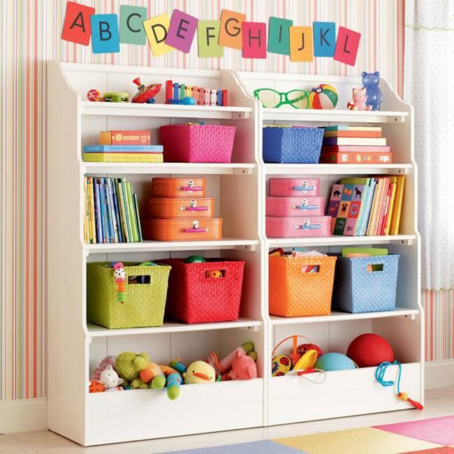best toy organizer ideas 4