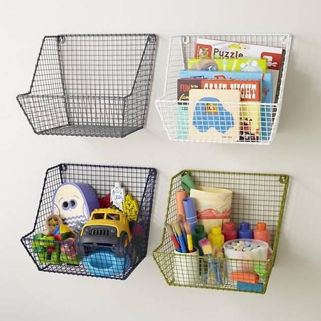best toy organizer ideas 7