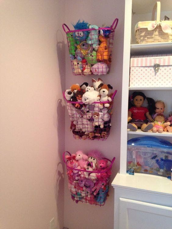 best toy organizer ideas
