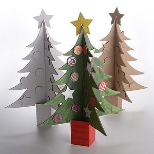 cardboard christmas tree 8