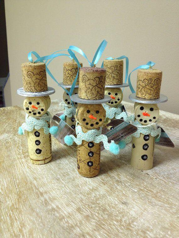 christmas crafts with corks 4