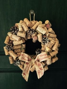 christmas crafts with corks 6