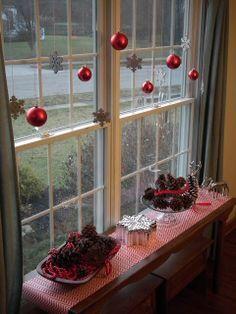 christmas window decoration 1