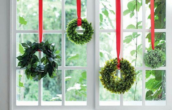 christmas window decoration 11