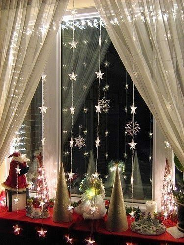 christmas window decoration 2
