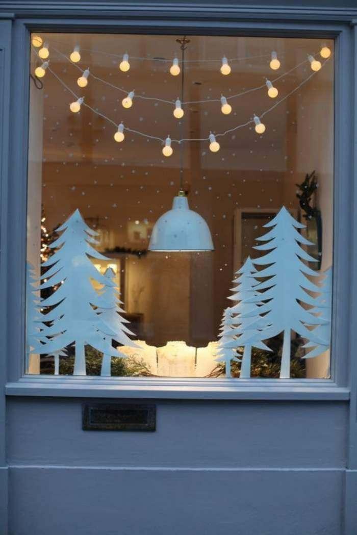 christmas window decoration 6