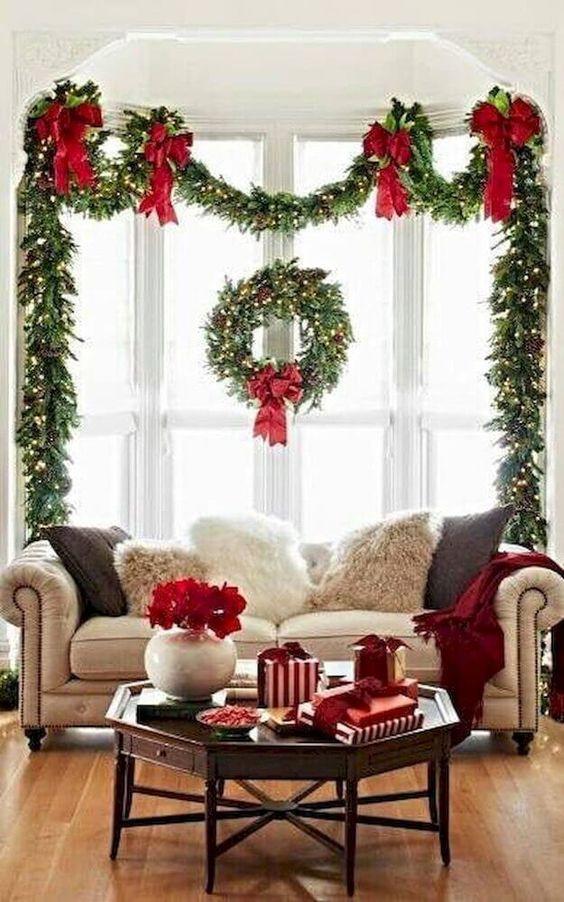 christmas window decoration 9