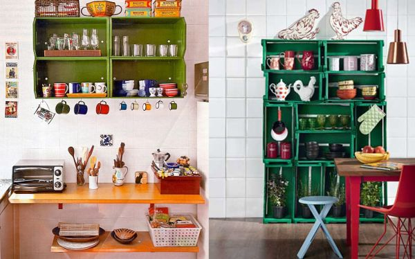 colorful kitchen cabinet boxes 9