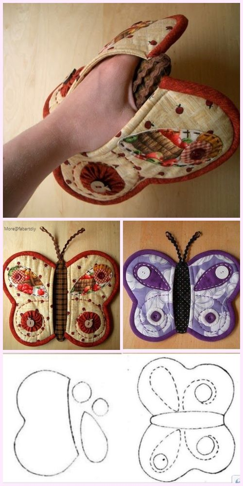 craft ideas with fabric 9