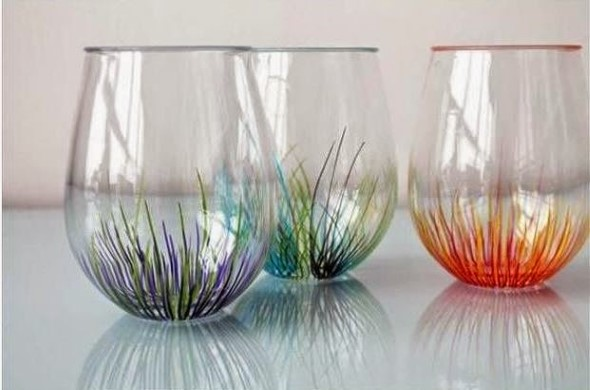 crafts with glass 5