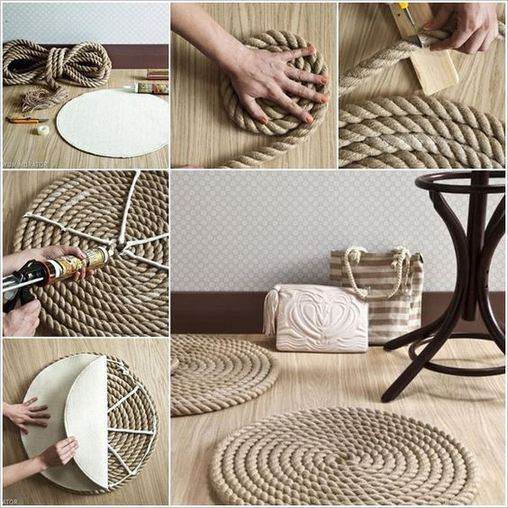 crafts with ropes 5