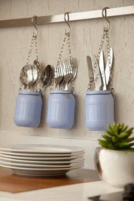cutlery holder creative ideas 10