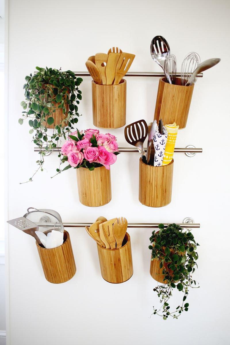 cutlery holder creative ideas 4