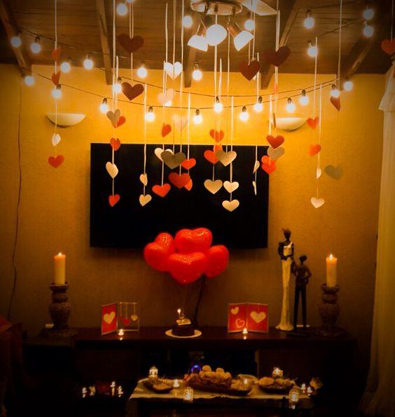 decorating ideas valentine day