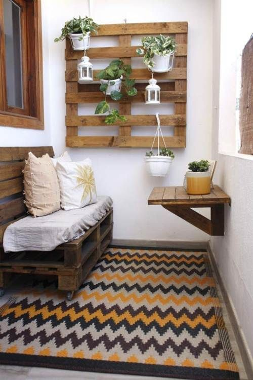 decorating small balconies 10