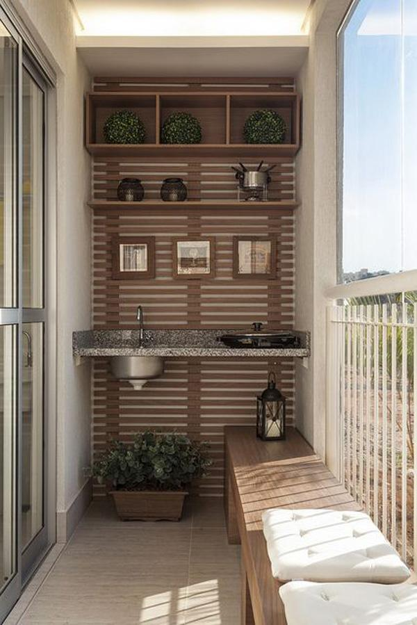 decorating small balconies 14