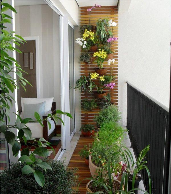 decorating small balconies 15