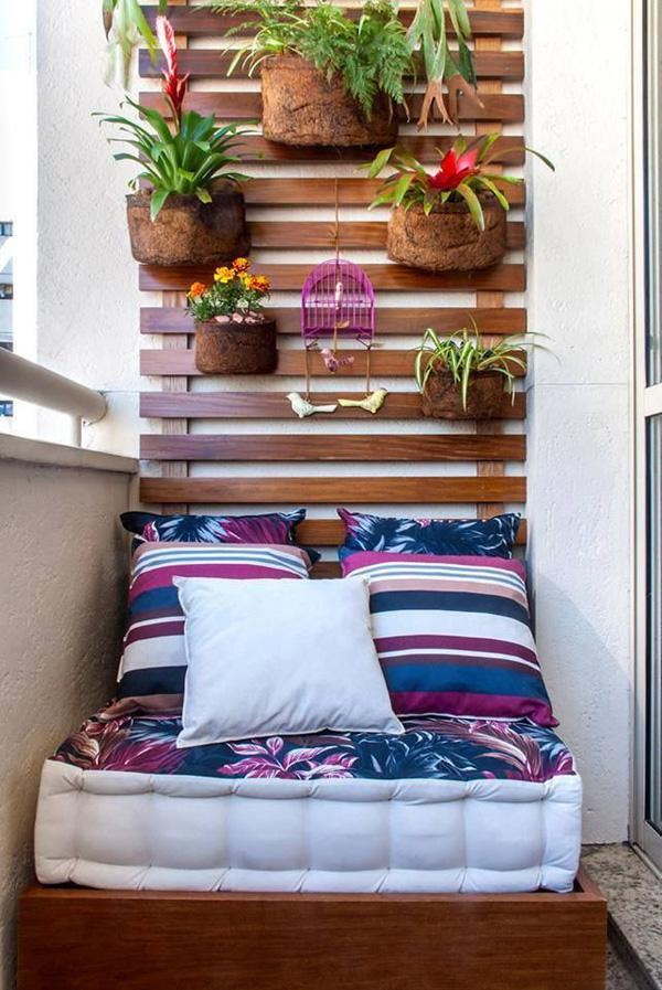 decorating small balconies 16