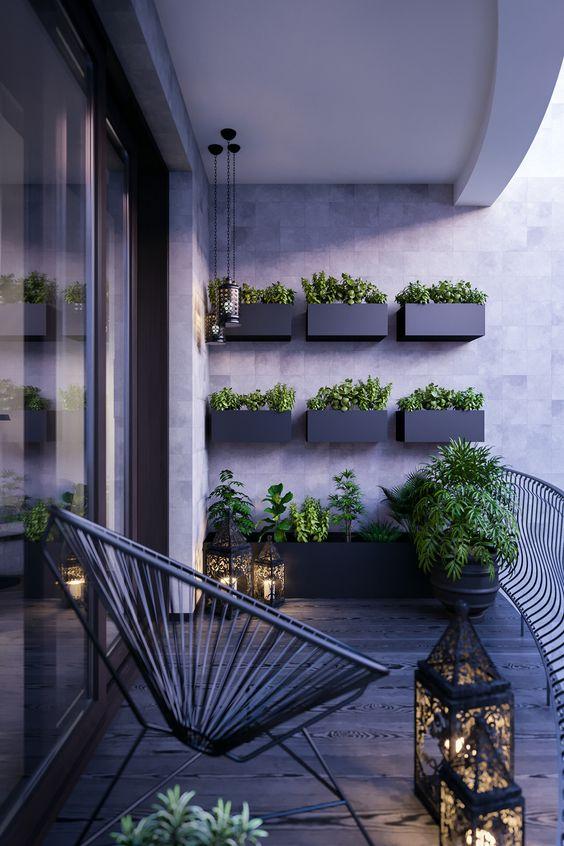 decorating small balconies 2