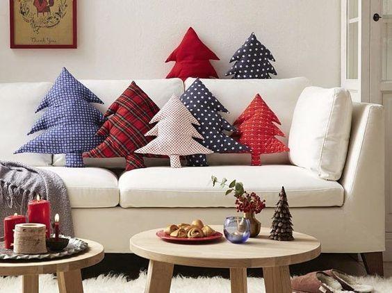 diy christmas pillow ideas 1
