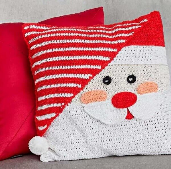 diy christmas pillow ideas 14