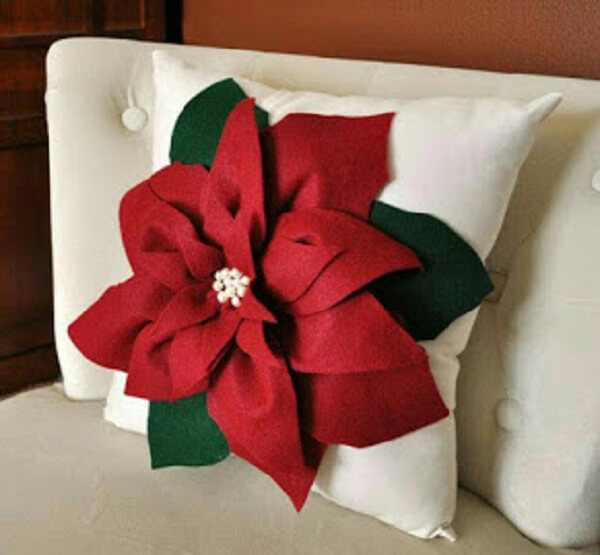 diy christmas pillow ideas 15