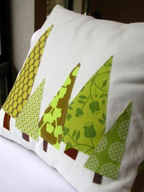 diy christmas pillow ideas 6