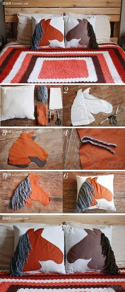 diy decorative pillows 9