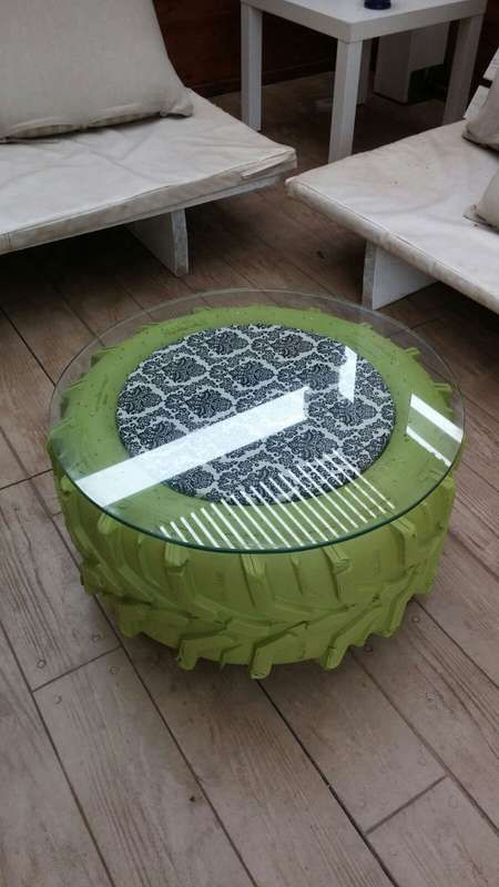 diy tables tires 16